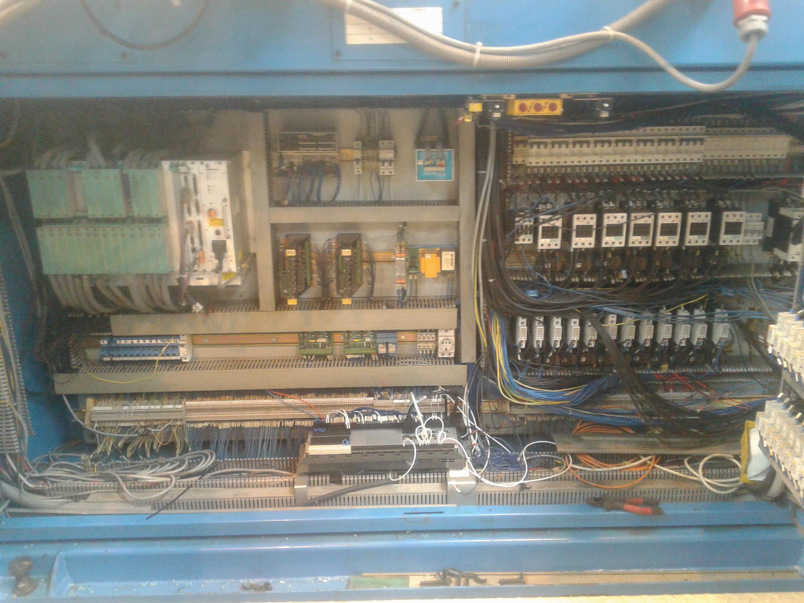 Pôvodný riadiaci systém